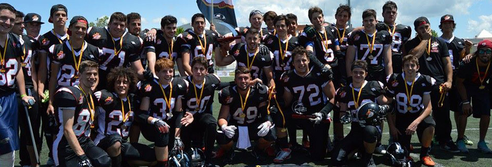 Black Demons, campeón de la LNFA Junior