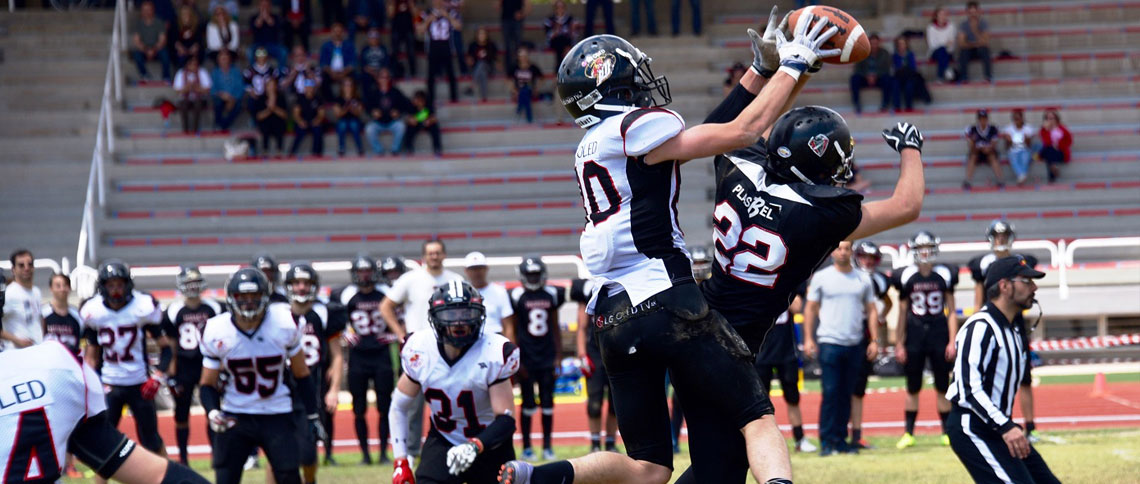 Coyotes-Black Demons, gran final de la LNFA Junior