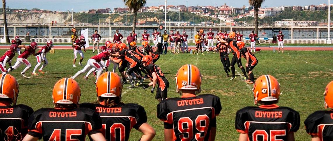 Coyotes y Black Demons se juegan el título en Santurtzi