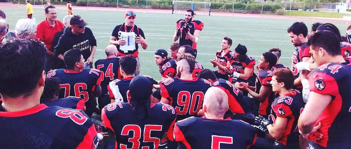 Black Demons y Pioners se meten en la final y ya son equipos de Serie A