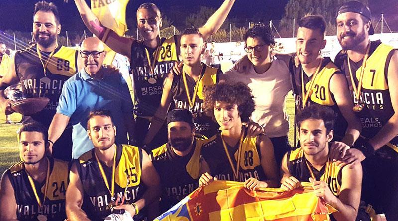 Gran éxito en la Spanish Flag Bowl y la LNFA Cadete