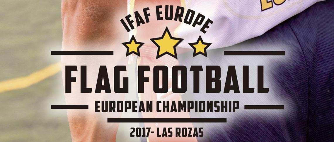 """El mejor """"flag football"""" europeo se da cita en Las Rozas (Madrid) del 7 al 10 de septiembre"""