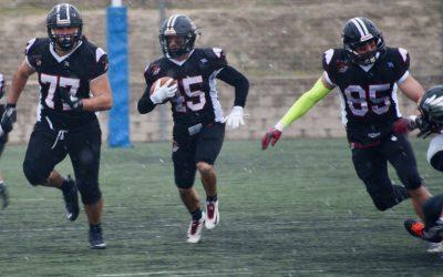 Black Demons gana a Black Ravens en el debut de los gallegos en la élite (46-0)