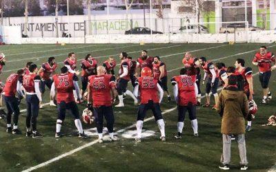 Valencia Giants debuta con triunfo frente a Granada Lions (0-22)