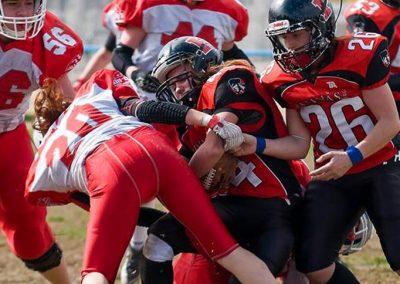 Pioners vs Reds (Thorsten Lux)