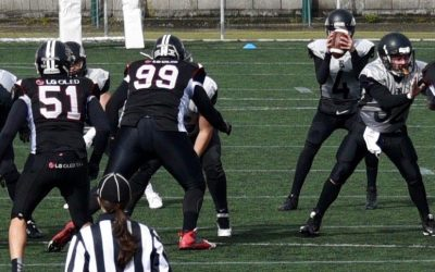 LG OLED Black Demons suma y sigue ante Black Ravens (0-49)