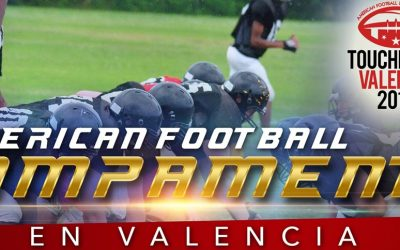 Valencia acogerá un campamento de verano de fútbol americano e inglés