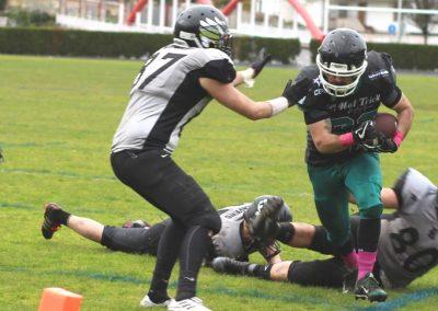 Mariners vs Black Ravens (FEFA)