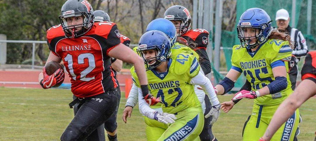 LNFA Femenina: Rookies no falla y Búfals suma su tercer triunfo