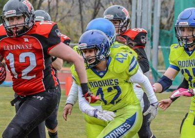 Pioners vs Rookies (Toni Miquel Oliva)