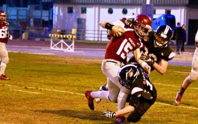 "Royal Oaks Knights y LG OLED Black Demons abren los ""playoffs"" de la LNFA Junior"