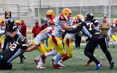 Osos vs Black Demons, final madrileña en la LNFA Junior