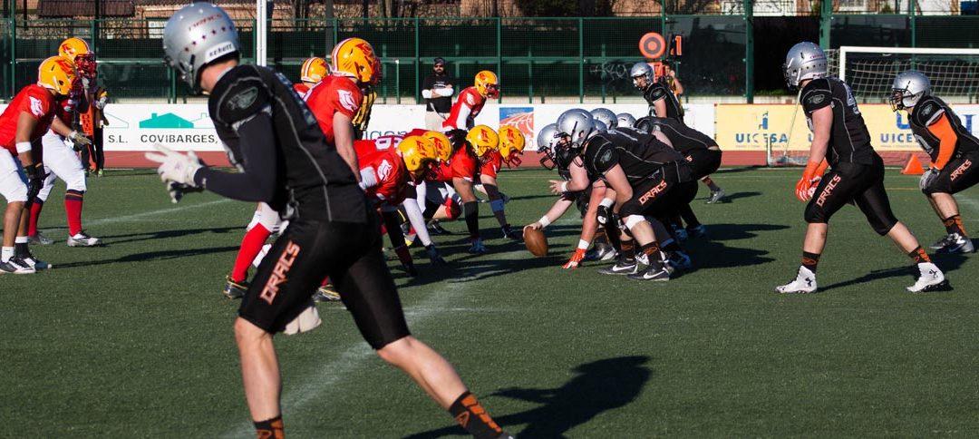 La LNFA Serie A busca finalistas