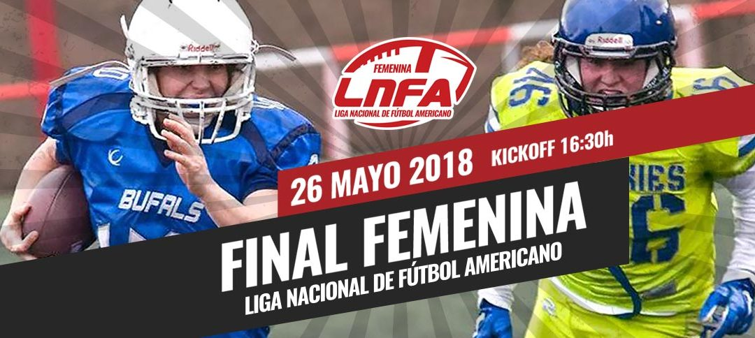 Rookies defiende su reinado en la LNFA Femenina ante Búfals
