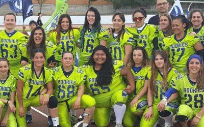 Barberà Rookies conquista su séptima LNFA Femenina