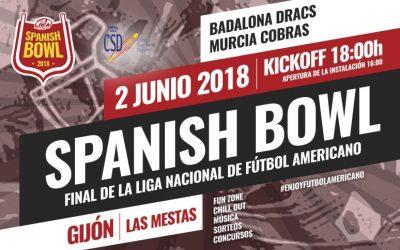 La gran final de Liga Nacional, este sábado a partir de las 16h; Kickoff a las 18h