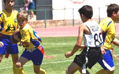 Los más jóvenes toman el relevo con el segundo capítulo de la Spanish Flag Bowl