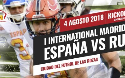 El 4 de agosto, cita con el Team Spain en Las Rozas