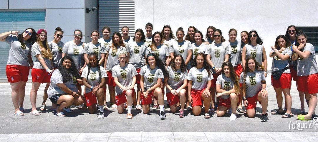 El Team Spain femenino se prepara con la mente puesta en el Europeo de 2019